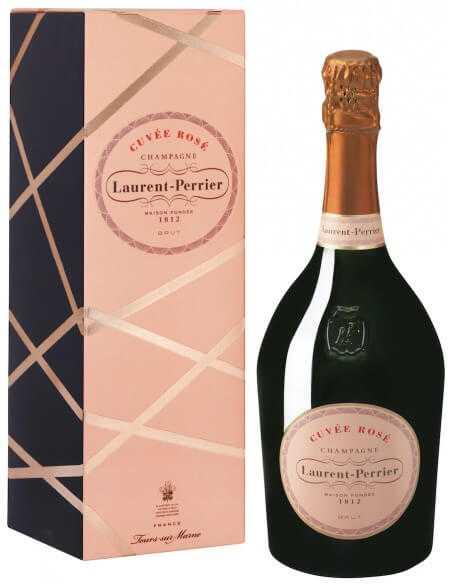 Laurent-Perrier Cuvée rosé CHF79,00 Laurent-Perrier