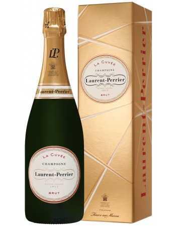 Laurent-Perrier La Cuvée, Limited Edition Giftbox CHF42,50 Laurent-Perrier