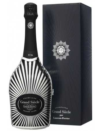 "Laurent-Perrier Grand Siècle Brut N°24 ""Robe Soleil"" Limited Edition CHF 179,00 Laurent-Perrier"