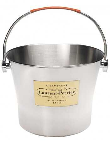 Laurent-Perrier Seau à glace 6 bouteilles CHF 299,00  Laurent-Perrier