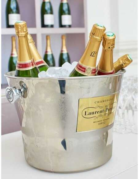 Laurent-Perrier Ice Bucket 6 bottles CHF299,00 Laurent-Perrier