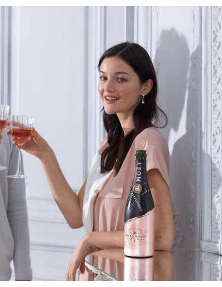 Champagne Pink Paradise Set - 3 x 75 CL CHF213,90 Promotions