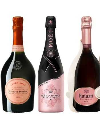 Champagne Pink Paradise Set - 3 x 75 CL CHF 213,90 product_reduction_percent Aktionen