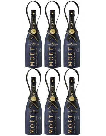 Moët & Chandon 5+1 Nectar impérial Limited Edition Ice Jacket - 6x75 cl CHF 360,00 product_reduction_percent Moët & Chandon