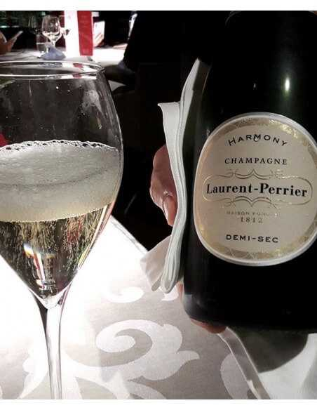 Laurent-Perrier Harmony Demi Sec CHF42,50 Laurent-Perrier