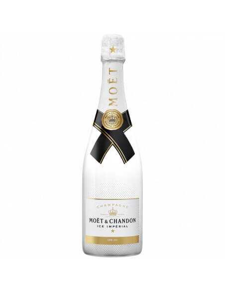 Moët & Chandon Ice Impérial Brut 75 CL + 2 acrylic glass - 75 cl CHF84,50 Accessories