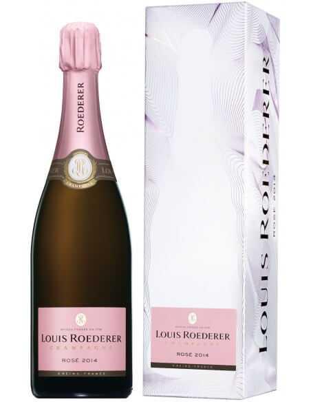 Louis Roederer Vintage 2014 rosé CHF79,00 Louis Roederer