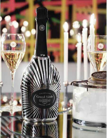 "Laurent-Perrier Grand Siècle Brut N°24 ""Robe Soleil"" Limited Edition CHF179,00 Laurent-Perrier"