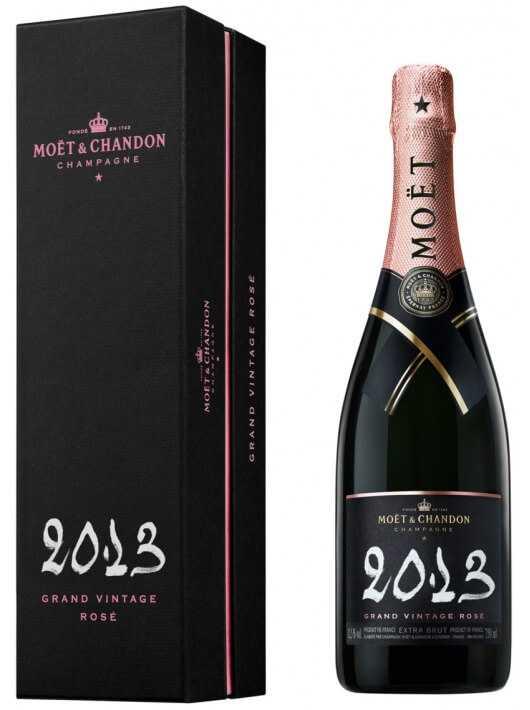 Moët & Chandon Grand Vintage 2013 rosé CHF75,00 Moët & Chandon