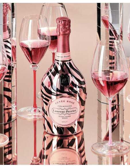 Laurent-Perrier Cuvée rosé Limited Edition CHF89,00 Laurent-Perrier