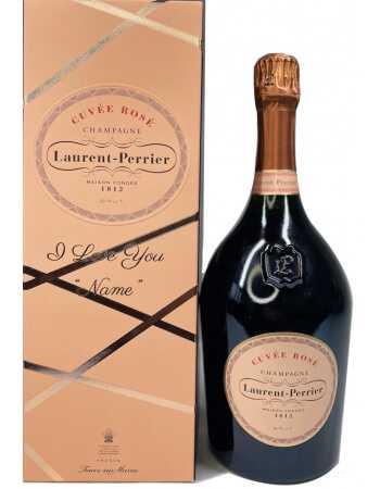 Laurent-Perrier Magnum Giftbox Rosé + Gravure personnel - 150 CL CHF184,00  PERSONNALISATION