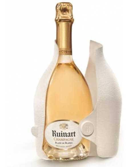 "Ruinart Set : 2 verres + 1 Blanc de blancs ""Second Skin"" - 75 CL CHF119,00 product_reduction_percent Ruinart"