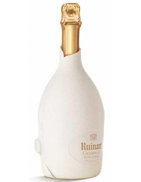 "Ruinart Set : 2 glasses + 1 ""Second Skin"" Blanc de blancs - 75 CL CHF119,00 Ruinart"