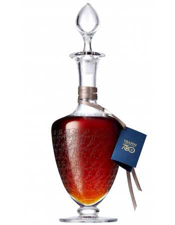 Cognac Frapin 750 ans & Personalised Carafe Crystal Baccarat - 40% - 75cl CHF43000,00  Luxury Spirits