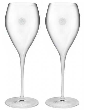 Laurent-Perrier 2 Verres Grand Siècle CHF 40,00  Laurent-Perrier