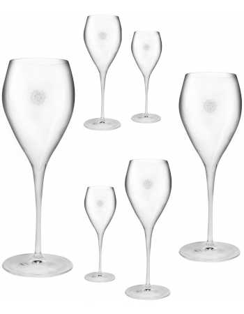 Laurent-Perrier 6 Verres Grand Siècle CHF 100,00  Laurent-Perrier