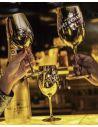 Moët & Chandon 2 Gold Ceramic Glasses CHF40,00 Home