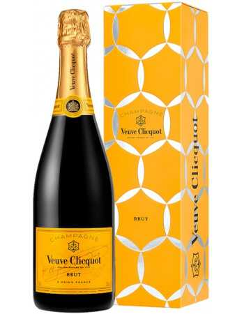 Veuve Clicquot Giftbox Yellow Label Brut Comète CHF 48,90  Veuve Clicquot