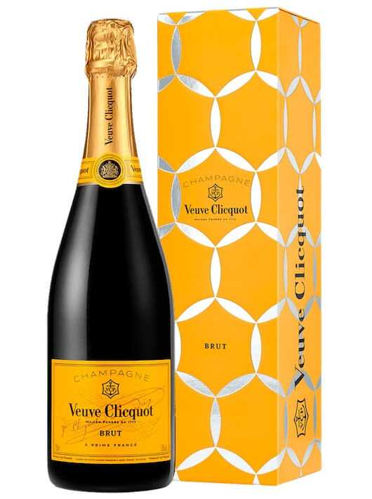 Veuve Clicquot Giftbox Yellow Label Brut Comète CHF48,90 Veuve Clicquot
