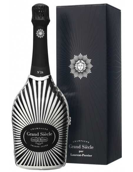 Laurent-Perrier Set Grand Siècle : 2 verres + 1 coffret Robe Soleil N°24 - 75 CL CHF 219,00 product_reduction_percent Laurent...