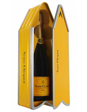 Veuve Clicquot Giftbox ARROW Yellow Label Brut CHF 55,00  Veuve Clicquot