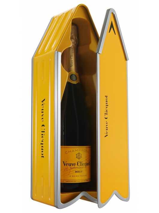 Veuve Clicquot Giftbox ARROW Yellow Label Brut CHF55,00  Veuve Clicquot