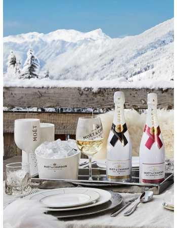 Moët & Chandon Package Moët Ice Accessoires + Brut & Rosé - 2 x 75 CL CHF189,50 product_reduction_percent Accueil