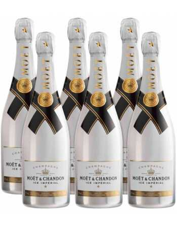 Moët & Chandon 6 Ice Impérial brut - 6 x 75 cl CHF 327,00 product_reduction_percent Moët & Chandon