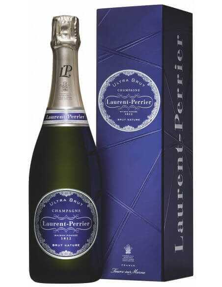 Laurent-Perrier 5+1 Free Giftbox Ultra Brut - 6 x CHF390,00 Laurent-Perrier
