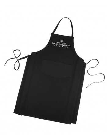 Louis Roederer Black Apron with Embroidery CHF49,00 Louis Roederer