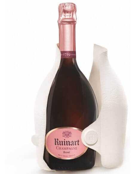 Ruinart 6 Rosé second skin - 6 x 75 cl CHF474,00 Ruinart