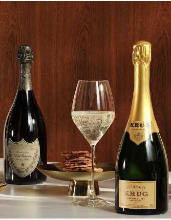 Champagne SET : 1 DOM Pérignon Vintage 2010 + 168e grande cuvée brut - 2 x 75 cl CHF369,00 product_reduction_percent Promotions