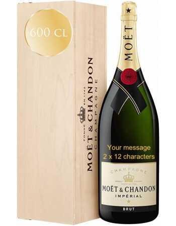 Moët & Chandon Impérial Brut Golddruck - 600 CL CHF789,00  Moët & Chandon