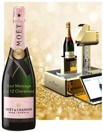 Moët & Chandon Impérial Rosé Golddruck - 75 CL CHF79,90  Moët & Chandon