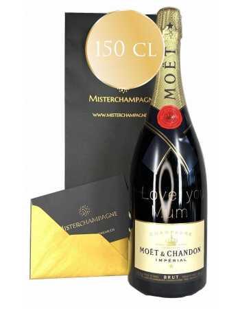Moët & Chandon Magnum Impérial Brut Golddruck - 150 CL CHF129,00  Moët & Chandon