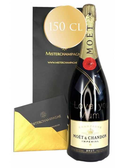Moët & Chandon Magnum Impérial Brut Gold Printing - 150 CL CHF129,00 Moët & Chandon