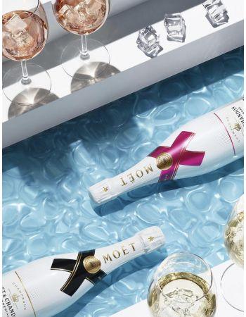 Moët & Chandon Set Ice : 6 Cocktail Glasses + 2 seau à glace + 3 Brut + 3 Rosé - 6 x 75 CL CHF518,50 product_reduction_perce...