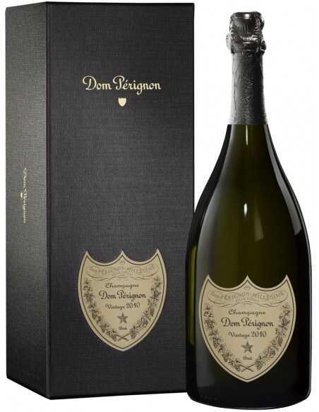 Dom Pérignon Set 6 Glasses Lehmann + 2 Giftbox Vintage 2010 blanc - 2 x 75 cl CHF418,00 Dom Pérignon