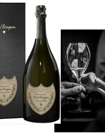 Dom Pérignon Set 6 Gläser Lehmann + 2 Geschenkbox Vintage 2010 blanc - 2 x 75 cl CHF418,00 product_reduction_percent Dom Pér...