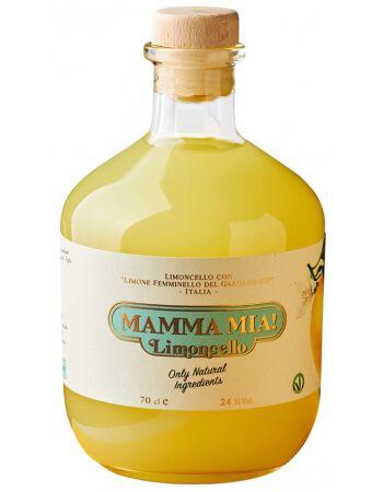 Luxury Spirits LIMONCELLO MAMMA MIA ! - 24% - 70 CL CHF39,00  Luxury Spirits