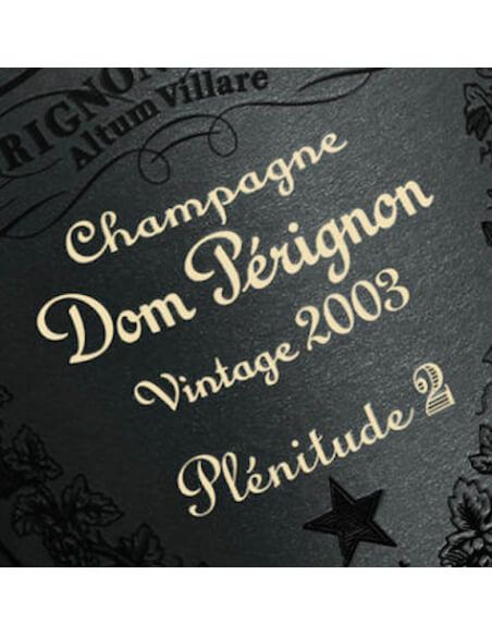Dom Pérignon P2 vintage 2003 blanc CHF439,00 Dom Pérignon