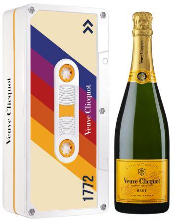 Veuve Clicquot Stripe Retro Chic Tape Limited Edition - 75 CL CHF63,00  Veuve Clicquot
