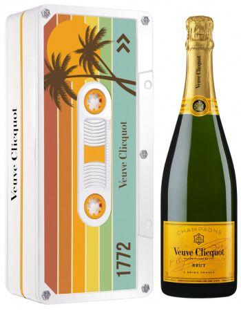 Veuve Clicquot California Retro Chic Tape Limited Edition - 75 CL CHF63,00  Veuve Clicquot