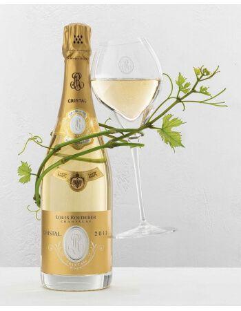 Cristal Louis Roederer Set 2 glasses + 1 giftbox Vintage 2013 blanc - 75 CL CHF259,00 Cristal Louis Roederer