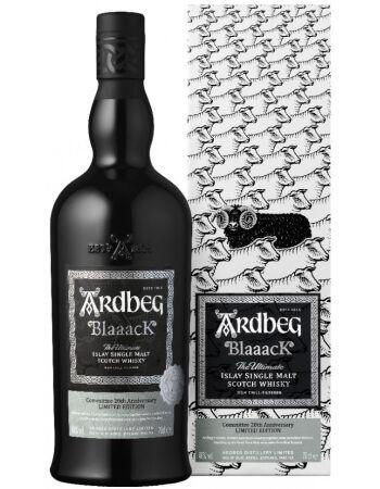 Whisky Ardbeg Limited Edition Blaaack - 46% - 70 CL CHF299,00  Whisky Ardbeg