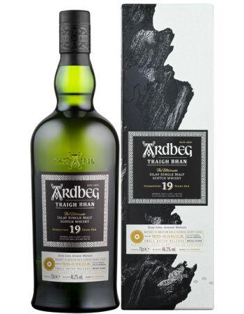 Whisky Ardbeg Traigh Bhan 19 Years Old Batch 03 - 46.2% - 70 CL CHF429,00  Whisky Ardbeg