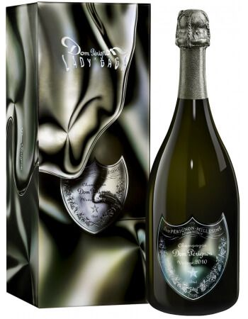 Dom Pérignon Limited Edition Lady Gaga Vintage 2010 blanc CHF209,00 Dom Pérignon