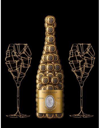 Cristal Louis Roederer Set 2 glasses + 1 bottlle Vintage 2012 blanc - 75 CL CHF245,00 Cristal Louis Roederer