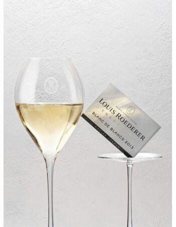 Louis Roederer Set 2 verres + 1 étuis Vintage 2013 blanc de blancs - 75 cl CHF115,00 product_reduction_percent Louis Roederer