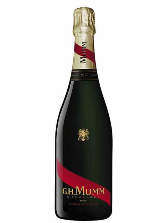 MUMM cordon rouge brut CHF 39,90 Others champagne